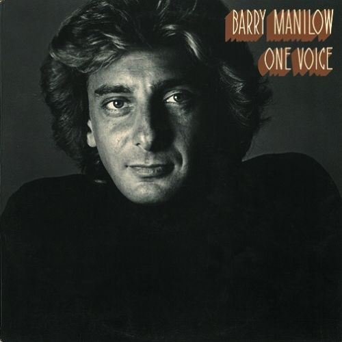 BARRY MANILOW One Voice Vinyl Record LP Arista 1979